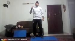 چالش ورزشی شماره ۱