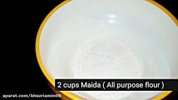 کیک پزی--تهیه کیک هویج بدون نیاز به فر