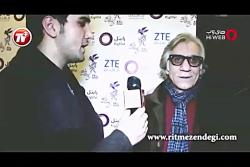 گفتگوی اختصاصی با مهناز افشار در جشنواره فیلم فجر