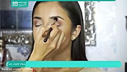 آموزش آرایش صورت | آرایش کامل صورت | خودآرایی ( آرایش ساده دخترانه )