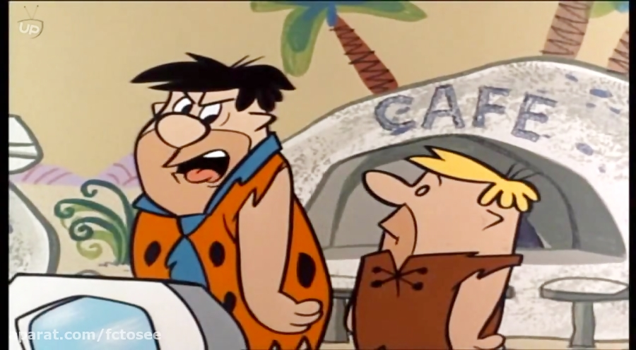 کارتون فلینتستنها یا عصر حجر | The Flintstones | قسمت دوم