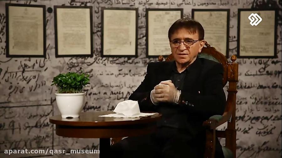 حال نو، سخنان دکتر سید محمود انوشه در باغ موزه قصر/ قسمت 2