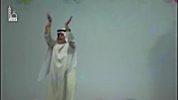 مولودی خوانی نزار قطری - ولادت امام زمان عج