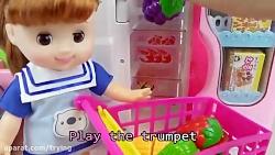 خانه بازی کودک و آبمیوه...