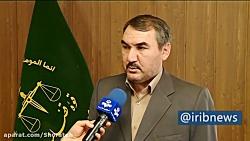 مصاحبه خبر شبكه ٥ با جن...