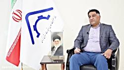 مصاحبه روابط عمومی خانه صمت با آقای آژیده