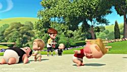 انیمیشن بچه رِئیس The Boss Baby 2020 فصل 3 قسمت 3 دوبله فارسی