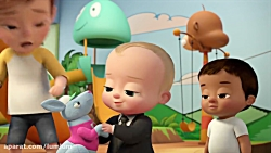 انیمیشن بچه رِئیس The Boss Baby 2020 فصل 3 قسمت 11 ( پایان فصل ) دوبله فارسی