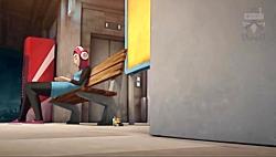 انیمیشن کوتاه و بسیار زیبای Scrambled ( تقلا کردن )