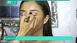 آموزش آرایش صورت | آرایش کامل صورت | خودآرایی ( آرایش طبیعی صورت )