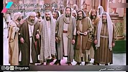استاد محمد اللیثی | برشی از فیلم  یوسف پیامبر (ع)