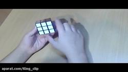 اموزش کامل حل مکعب روبیک