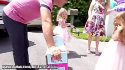 دیانا و روما - جشن تولد 5 سالگی دیانا