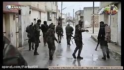 جنگ سوریه - نبرد سراقب