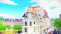 میراکلس لیدی باگ-لیدی باگ فصل 1 قسمت 3-انیمیشن لیدی باگ دوبله فارسی