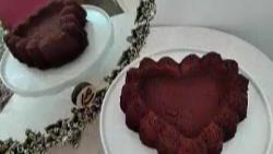 یه کیک شکلاتی بدون فر خیلیییییی خوشمزه