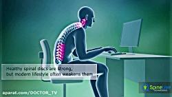 درمان دیسک کمر-ویدیو دیسک کمر-ویدیوکمر درد-ویدیو ورزش کمر-دردکمر