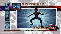 لباس Spider Man 1602 برای بازی Ultimate Spider-Man