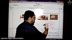 حل تمرین عربی پایه هفتم سری سوم