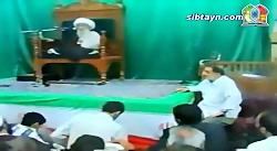 علامه امینی (ره) و امیرالمؤمنین (ع) در کنار حوض کوثر...