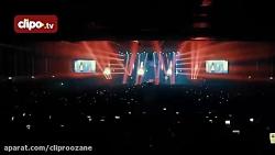 کنسرت آهنگ «خنک شد دلت» از هوروش بند