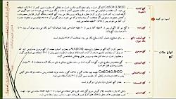 آموزشکده فنی دختران اصفهان، مصالح ساختمان، فصل گچ، پارت دوم، مدرس: مریم نیکبخت