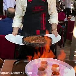 کلیپ اینستاگرام-سرآشپز ترک- بوراک -cznburak 184