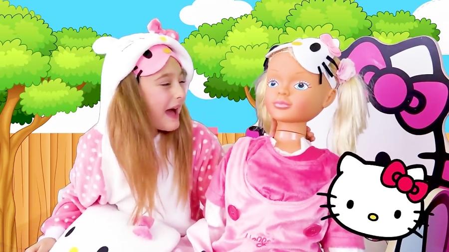 تصویر از ماجراهای ساشا ، سوپرایز های ساشا و کیتی