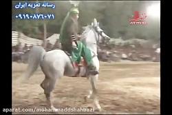 پشت خیمه از حاج حسن نرگسخانی و علی عکاف خمینی شهر 93