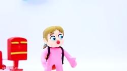 انیمیشن خمیر بازی دوری ...