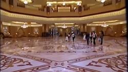 هتل کاخ امارات گران قیمت ترین و زیبا هتل جهان
