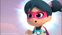 انیمیشن استاربیم فصل 1 قسمت 1 - StarBeam