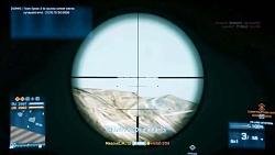 Long Range Sniping In BF3