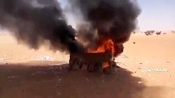 حمله رزمندگان یمنی به ارتش عربستان در جبهه اجاشر نجران