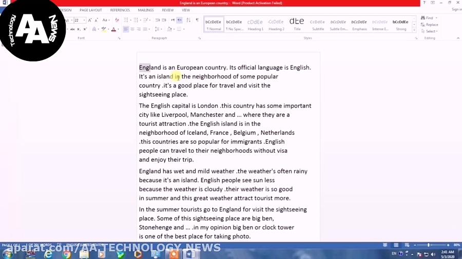 چند ترفند ساده و فوقالعاده کاربردی برای برنامه Microsoft Word