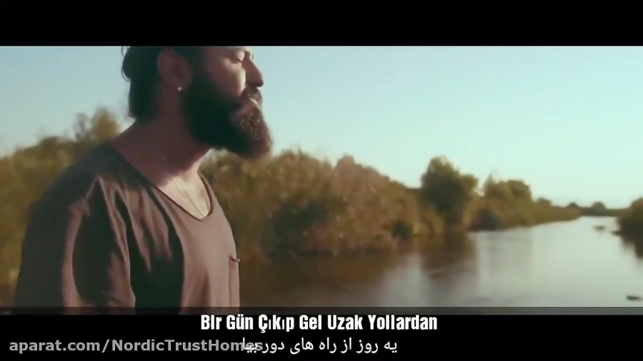 موزیک ویدیو عشق به تو شبیه Ask Sana Benzer