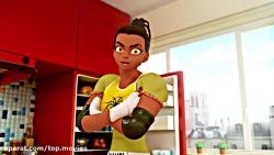 دانلود انیمیشن ماجراجویی در پاریس قسمت 22 فصل دوم لیدی باگ دوبله فارسی