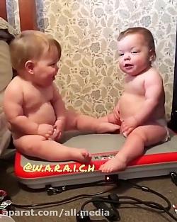 بچه باید تپل باشه