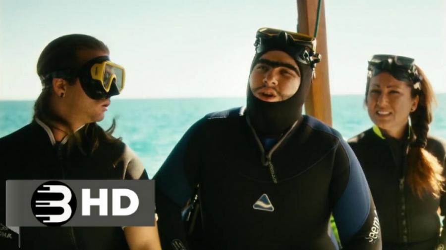 فیلم کمدیرجب ایودیک 1سکانس (۹/۱۰)| سیصد نوع ماهی رو بشمار ببینم