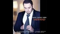 آهنگ جدید و زیبای سعید راد به نام منو دیونه کردی