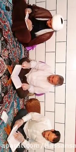 حجت الاسلام و المسلمین شیخ حسن ساکی