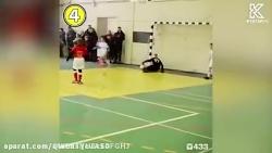 فوتبالیست های کوچک