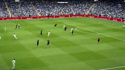 James Rodriquez long range goal -FIFA 15