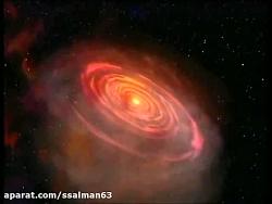 علوم چهارم ابتدایی(منظومه شمسی)