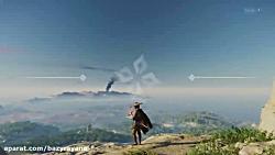 تریلر گیم پلی بازی Ghost of Tsushima - بازی رایانه