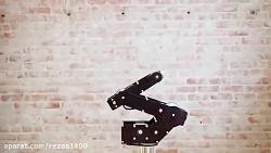 بازوی رباتیک درنا تحول...