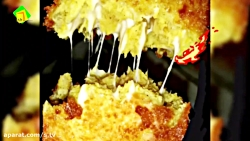 آموزش آشپزی / رولت مرغ سوخاری