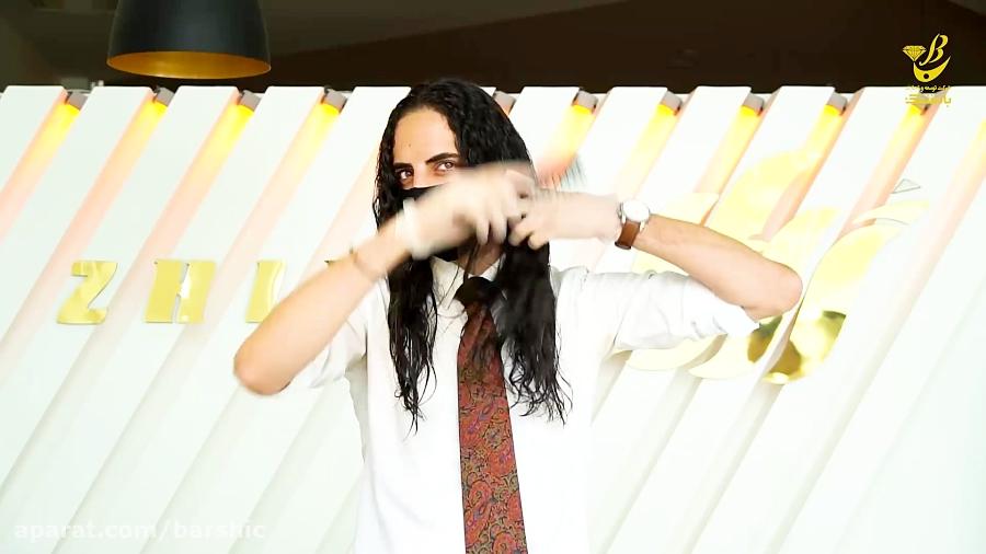 اموزش کوتاهی موی بلند با تکنیکی آسان همراه با مرکز ژیوار