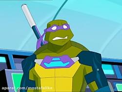 کارتون لاکپشت های نینجا با دوبله فارسی قسمت 155