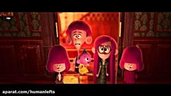 انیمیشن ویلوبی ها The Willoughbys 2020 دوبله فارسی